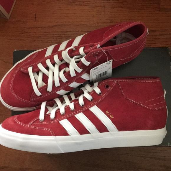 innovative design cbb91 84938 SALE Adidas MJ Matchcourt Mid skateboarding Shoes